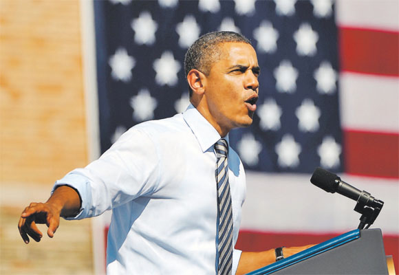 Obama's return to Colorado on Tuesday shows state's importance