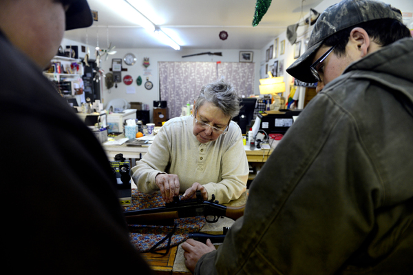 Guns become a way of life for many in rural Colorado