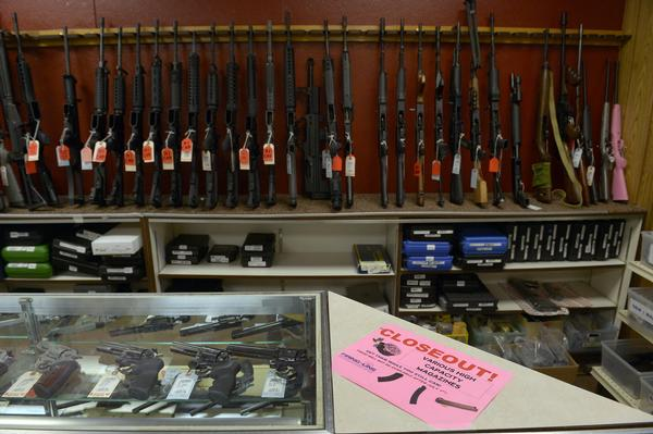 Colorado's new gun laws become a mobilizing issue for Republicans